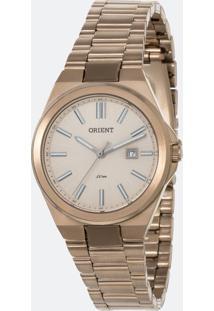 Relógio Feminino Orient Fgss1154-K1Kx Analógico 5Atm