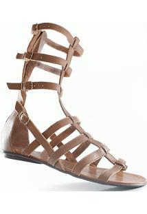 Gladiadora Feminina Sapato Show - 2862