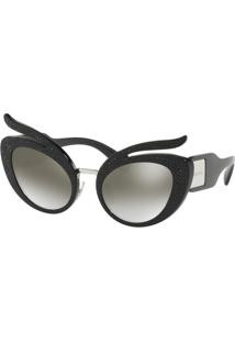 Óculos De Sol Feminino Miu Miu - 0Mu 04Ts.Vw35O053