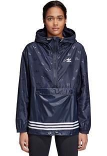 414b6007e95 Jaqueta Adidas Windbreaker Feminina