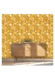 Papel De Parede Autocolante Rolo 0,58 X 5M - Floral 14