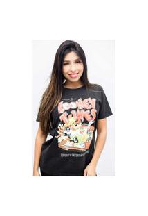 Camiseta Sideway Looney Tunes