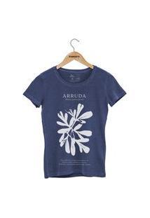 Camiseta Forseti Estonada Arruda Azul
