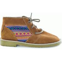 9cac06704 Bota Estilo Desert Boot Sapato Show - 1009-04