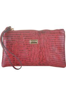Bolsa Carteira Mariart 162V Vermelha