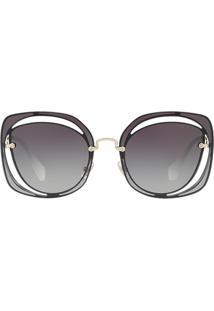 Óculos Miu Miu Mu 54Ss