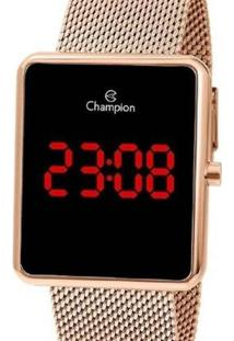 Relógio Champion Digital Ch40080P Feminino - Feminino