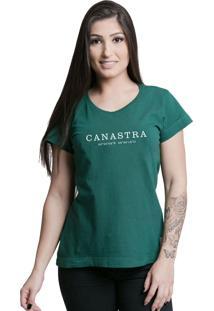 Camiseta Quatorze 08 Destinos Canastra Verde