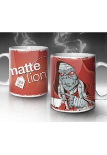 Caneca Matte Lion