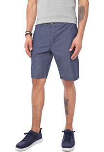 Bermuda Jeans Colcci Chino Davi Azul