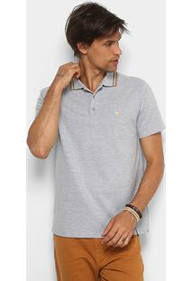 c4c7a22773 Camisa Polo Cavalera Piquet Frisos Masculina - Masculino