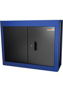 Armário Para Ferramentas Pequeno Azul E Preto 44953204 Tramontina