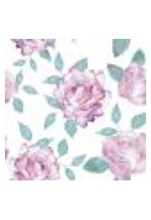 Papel De Parede Autocolante Rolo 0,58 X 5M - Flores 286287782