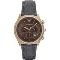 8bcea13243c Relógio Emporio Armani Masculino Classic - Ar1976 3Mn Ar1976 3Mn - Masculino -Dourado