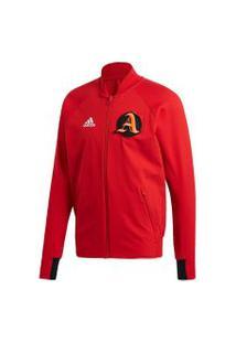 Jaqueta Adidas M Vrct Vermelho