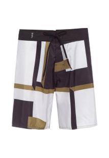 Short Masculino Boardshort Man - Preto