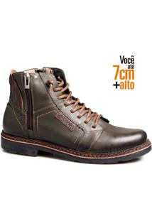 Bota Everest Alth 36004-09-Verde-37