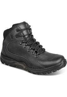 Bota Adventure Masculina Sandro Republic Trails Preto