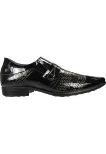 Sapato Social Pegada Masculino Preto - 40