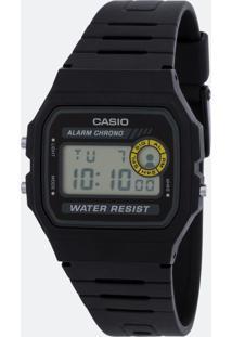 Relógio Unissex Casio F 94Wa 8Dg Digital