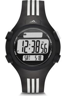 Relógio Adidas Performance Digital Preto E Branco