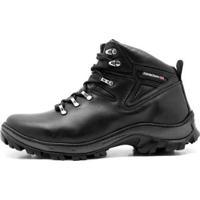 aecd9d4e5 Bota Coturno Adventure Atron Shoes Trilha Masculino - Masculino
