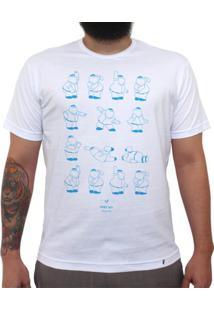Family Guy - Surfin Bird - Camiseta Clássica Masculina