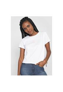 Camiseta Lez A Lez Simple Slow Branca