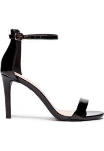 Sandália Salto Fino Minimalist