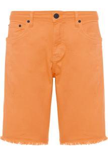 Bermuda Masculina Color Five Pockets - Marrom