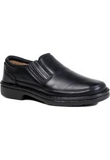 Sapato Social Pipper Antitensor Preto