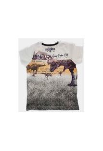 Camiseta Infantil D. Urb (Base)