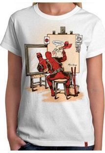 Camiseta Autorretrato Wade