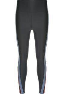 Lanston Sport Legging Vision Stripe - Cinza