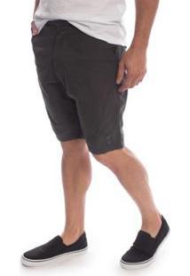 Bermuda Sarja Ray Aleatory Masculina - Masculino