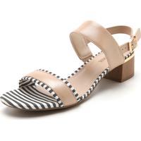 9f3f12f4c Sandália Listras Usaflex feminina | Shoes4you