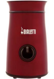 Moedor De Café Eletricity Bialetti Vermelho 127V - 28360