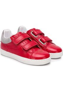 Tênis Para Meninas Couro Giorgio Armani infantil   Shoes4you 561363e0de