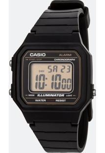Relógio Unissex Casio W217H9Avdf Digital