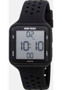 Relógio Unissex Mormaii Mo6600/8P Digital 10Atm