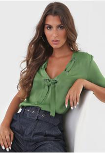 Camiseta Forum Ilhoses Verde - Kanui