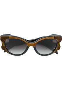 Óculos De Sol Prada Veludo feminino   Shoes4you 61fe20ffc3