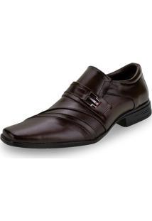 Sapato Masculino Social Café Bkarellus - 7001 37