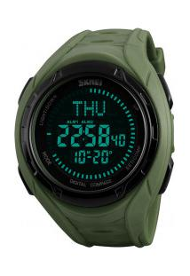 Relógio Skmei Digital -1314- Verde