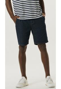 Bermuda Masculina Jeans Tapper Alfaiatada