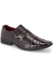 Sapato Social Masculino Macio Leve Confortável Dia A Dia - Masculino