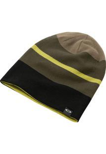 Gorro Oakley Prospector Cuff Beanie - Masculino-Verde 68c9009658e