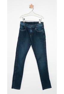 Calça Jeans Express Lipe Azul