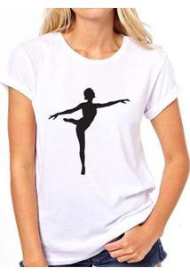 Camiseta Bailarina Coolest Feminina - Feminino