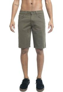 Bermuda Element Walk Essential - Masculino-Verde